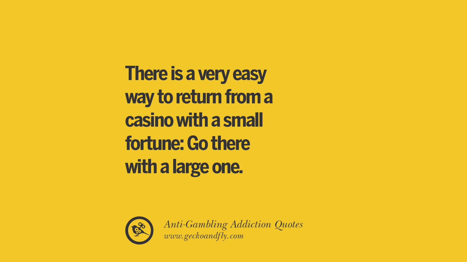 Addiction Quotes | 22 Anti Gambling And Addiction Quotes Be A Proud Quitter
