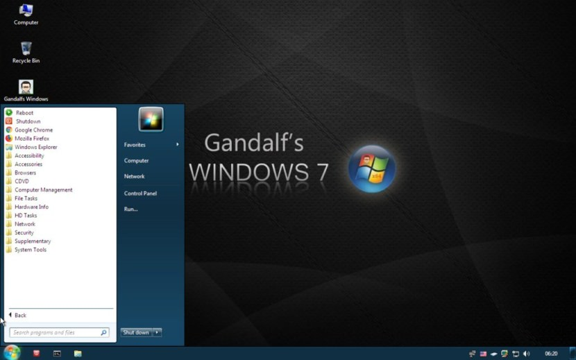 Gandalf's Windows 10PE
