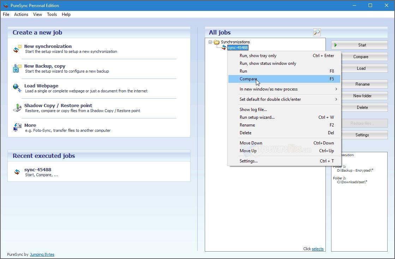 19 Free Folder And File Synchronization For External Hard Drive Backup