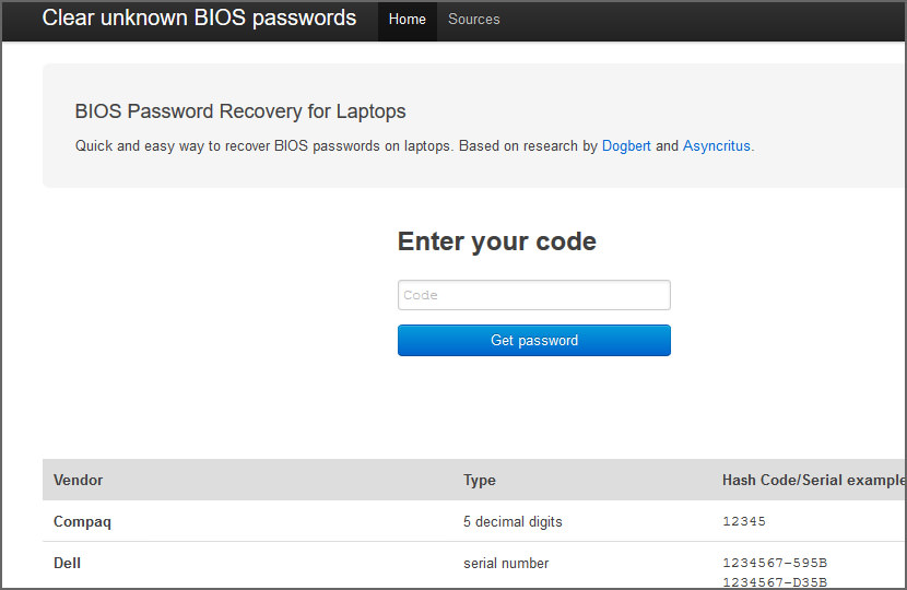 9 Ways To Reset / Remove BIOS Password For Lenovo, HP, Dell, Acer