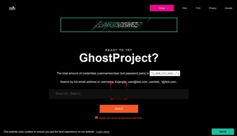 GhostProject