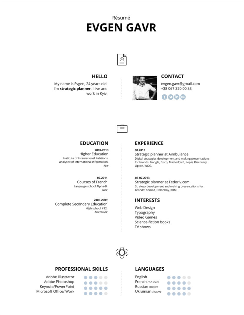 Free Google Docs Resume and CV templates for Download convert to Microsoft Word