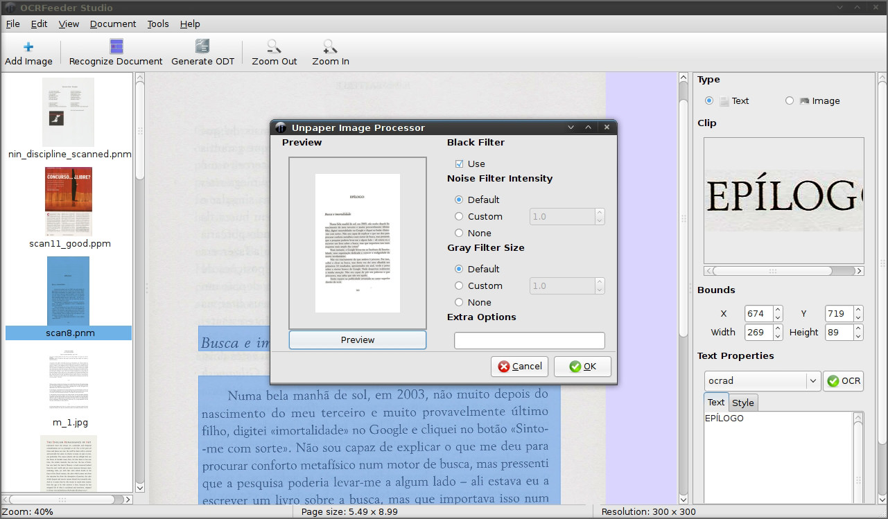 ebook conversion software intelligent character recognition free download