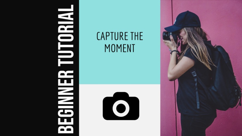 photography blogger Free YouTube Thumbnail Art Templates
