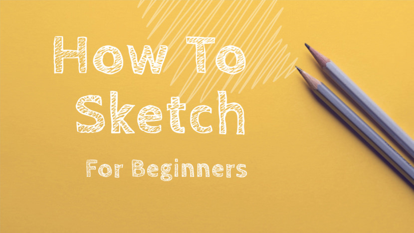how to sketch beginners Free YouTube Thumbnail Art Templates