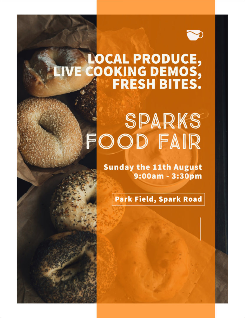 food fair Free Poster And Flyer Templates