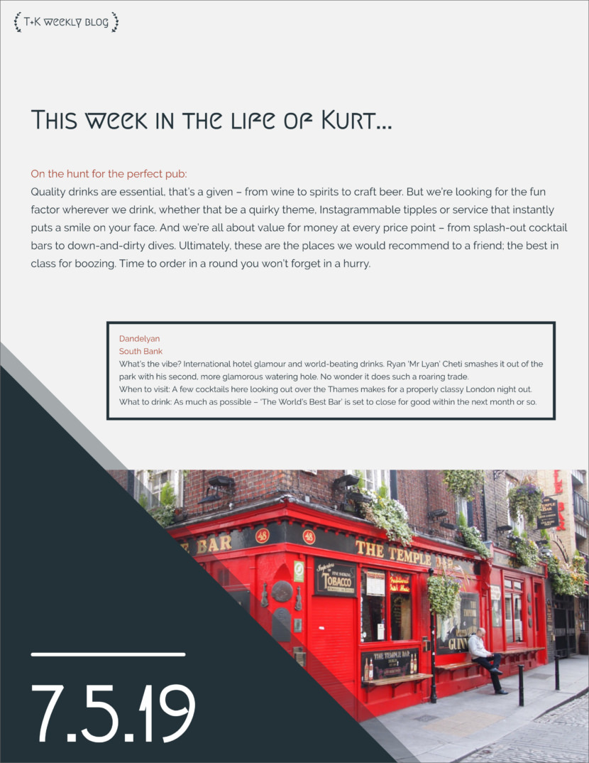 pub Screenshot of free printable newsletter template for school and communities