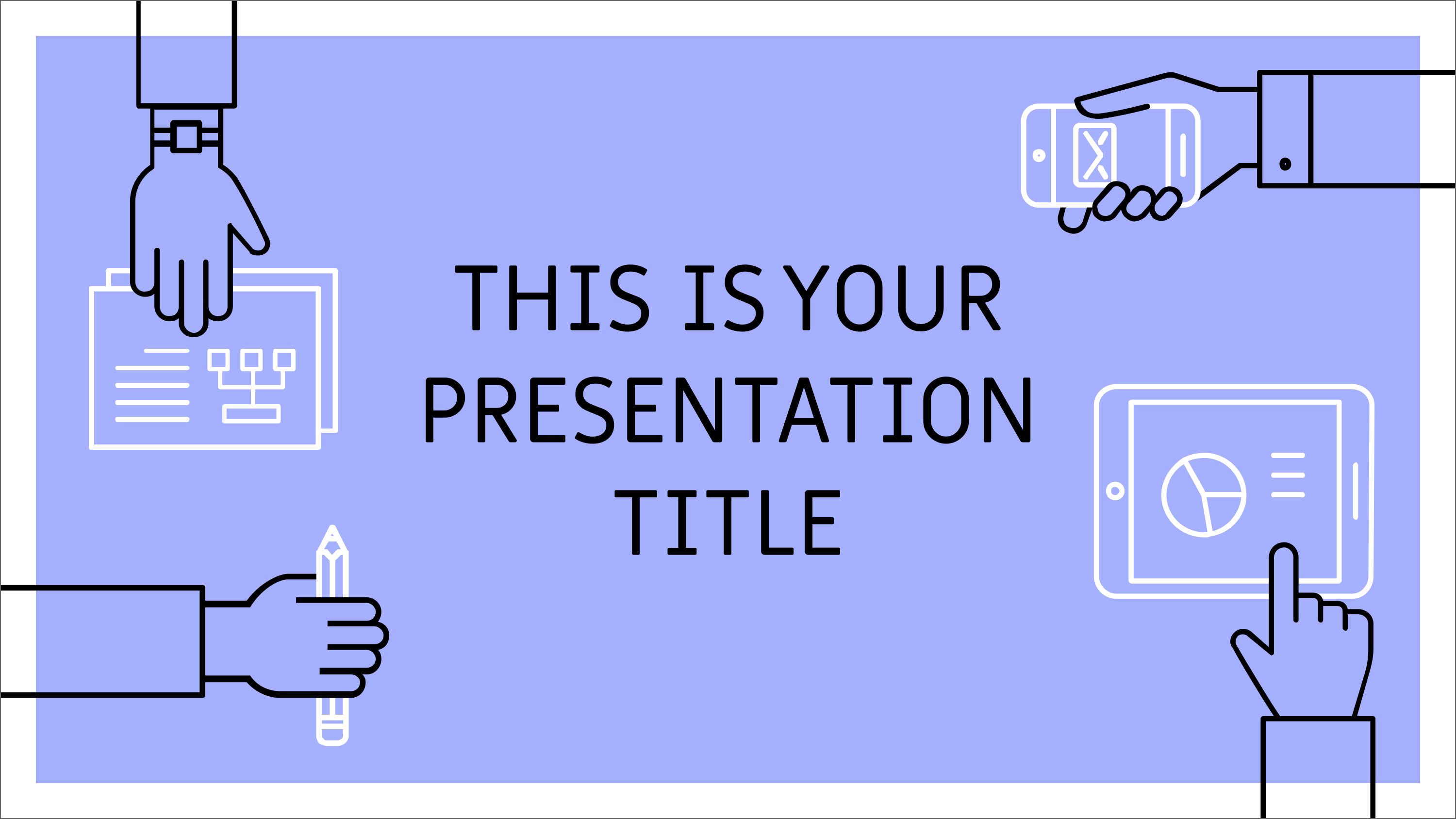Microsoft Powerpoint Template Free Download from cdn4.geckoandfly.com