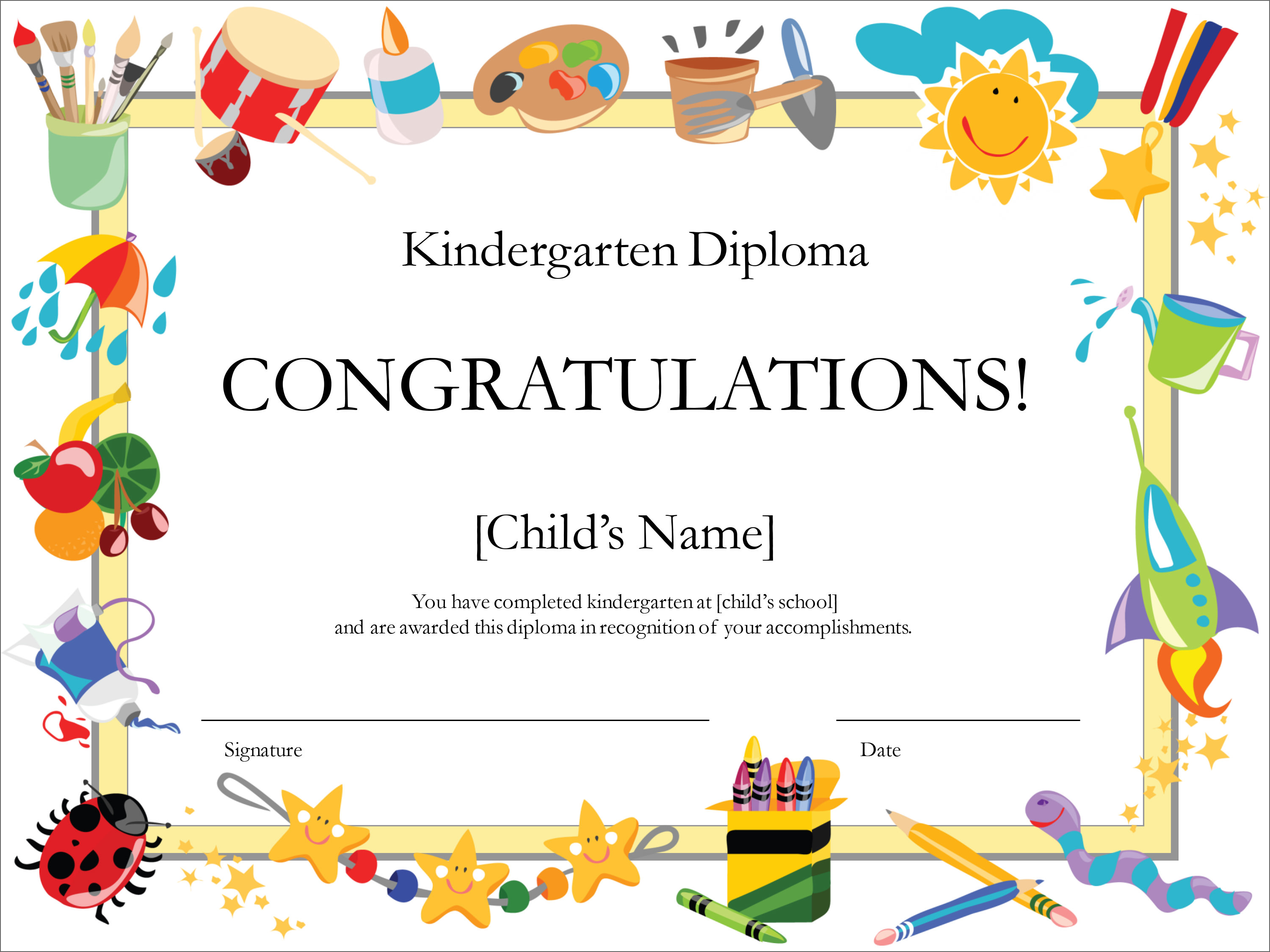 21 Free Creative Blank Certificate Templates In PSD Photoshop With Free Printable Student Of The Month Certificate Templates