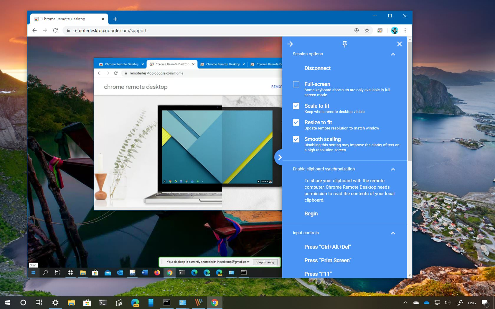 13 Free Vnc Remote Desktop Connection For Windows Mac And Linux